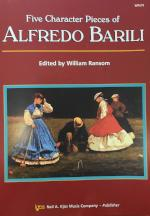 Five Character Pieces of Alfredo Barili - Ransom - H & H Music