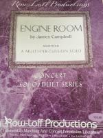 Engine Room - Advanced - A Multi-Percussion Solo - Campbell