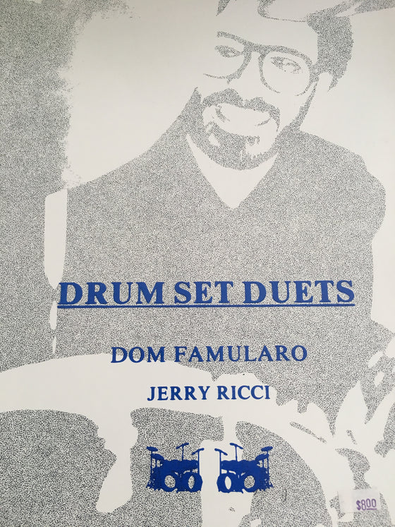 Drumset Duets - Famularo/Ricci