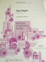 Top Flight - Grade 1 - Percussion Quartet - Brown