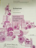 Extremes - Grade 5 - Percussion Septet - Mancini