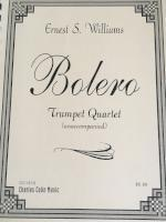 Bolero - Trumpet Quartet (Unaccompanied) - Williams