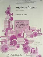 Keystone Capers - Grade 4 - Brown