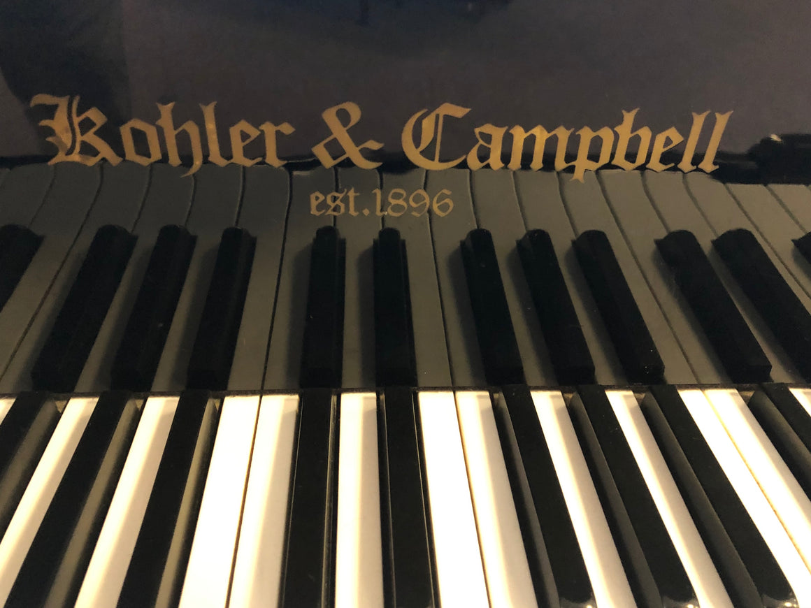 Used Kohler & Campbell Grand Piano - 4' 7""