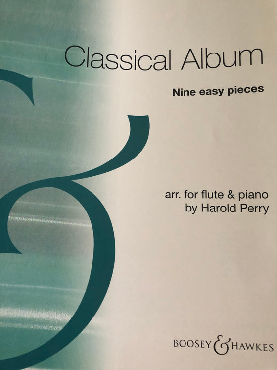 Classical Album - Nine Easy Pieces - Arr. by Perry