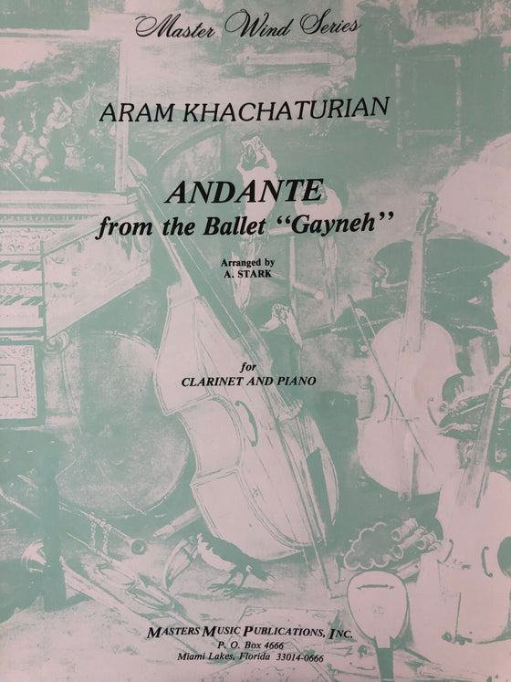 "Andante from the Ballet ""Gayneh"" - Khachaturian/Stark"