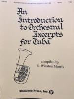 An Introduction to Orchestral  Excerpts for Tuba - Morris - H & H Music