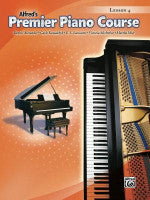 Alfred's Premier Piano Course - 4 - H & H Music