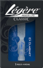 Legere Classic Clarinet Reed - H & H Music