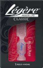 Legere Classic Tenor Sax Reed - H & H Music