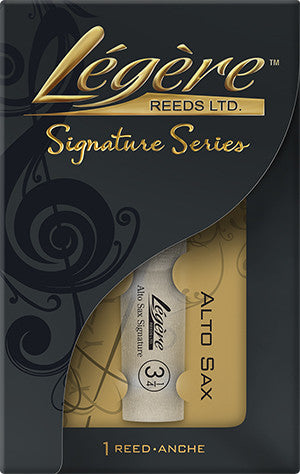 Legere Signature Tenor Sax Reed - H & H Music