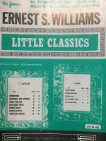 Little Classics - Williams - H & H Music