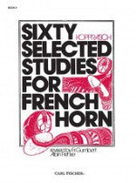 Sixty Selected Studies for French Horn - Book II - Kopprasch/Revised by Gumbert and Frehse - H & H Music