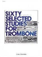 Sixty Selected Studies for Trombone - Book I - Kopprasch - H & H Music