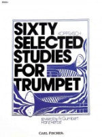 Sixty Selected Studies for Trumpet - Book I - Kopprasch/Revised by Gumbert and Herbst - H & H Music