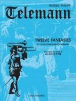Twelve Fantasies for Unaccompanied Trombone - Telemann/Transcribed and Edited by Raph