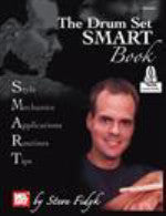 The DrumSet Smart Book - With CD - Fidyk