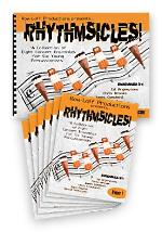 "Rhythmsicles! - ""A Collection of Eight Concert Ensembles for Six Young Percussionists"" - Various Composers"