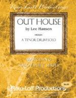 Out House - Medium - A Tenor Drum Solo - Hansen