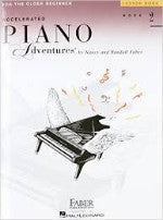 Faber - Accelerated Piano Adventures - For The Older Beginner - Book 2