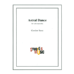 Astral Dance for Solo Marimba - Stout