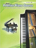 Alfred's Premier Piano Course - 2B - H & H Music