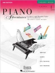 Faber - Piano Adventures - Level 1 - H & H Music