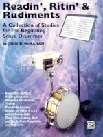 Readin', Ritin' & Rudiments - A Collection of Studies for the Beginning Snare Drummer - McMahan