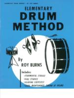 Elementary Drum Method - Burns