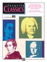 Favorite Classics, Solo Book 1 - Lancaster & Renfrow - H & H Music