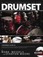 A Fresh Approach to the DrumSet - With CD - Wessels/Moore - H & H Music