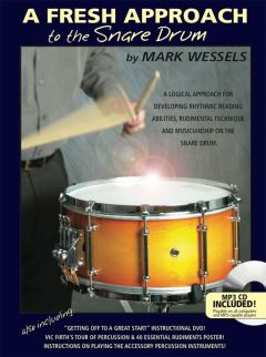A Fresh Approach to the Snare Drum - Wessels