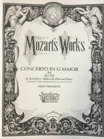 Concerto in G Major - Mozart/Leeuwen - H & H Music
