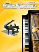 Alfred's Premier Piano Course - 1B - H & H Music
