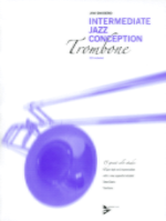 Intermediate Jazz Conception - Trombone - With CD - Snidero