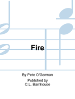 Fire Percussion Ensemble - O'Gorman