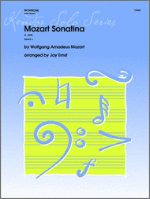 Mozart Sonatina (K. 439B) - Grade 3 - Mozart/Arranged by Ernst