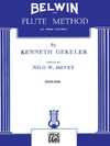 Belwin Oboe Method (In Three Volumes) - Book One - Gekeler/Edited by Hovey