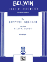 Belwin Oboe Method (In Three Volumes) - Book One - Gekeler/Edited by Hovey - H & H Music