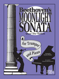Beethoven's Moonlight Sonata for Trumpet and Piano - Beethoven/Santorella
