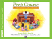 Alfred's Basic Piano Library - Prep Course Level C - H & H Music