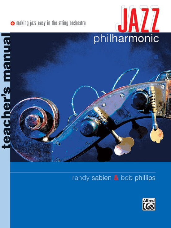 Jazz Philharmonic - Book Only - Sabien/Phillips