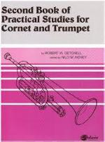 Second Book of Practical Studies for Cornet and Trumpet - Getchell/Edited by Hovey - H & H Music
