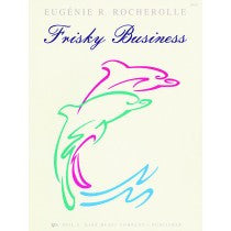 Frisky Business - Rocherolle - H & H Music