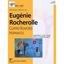 Cuatro Rumores Hispanicos - Rocherolle - H & H Music
