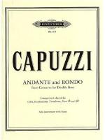 Andante and Rondo from Concerto for Double Bass - Capuzzi
