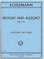 Adagio and Allegro (opus 70) - Schumann - H & H Music