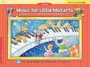 Alfred's Music for Little Mozarts - Book 1 - H & H Music