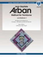 Method for Trombone and Baritone - Arban/Revised by Randall and Mantia/Edited by Raph - H & H Music