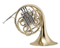 USED Conn Double French Horn - 10D